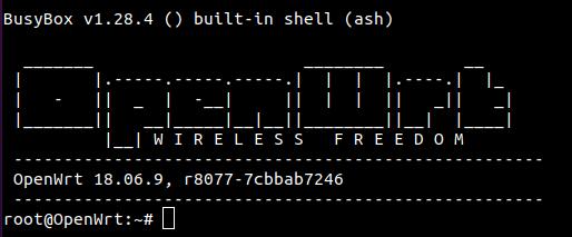 OpenWrt – WAN, LAN, WIFI интерфейси